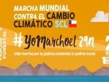 CNSL adhiere a Marcha Global 29 de Noviembre
