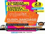 Organizando FLISOL SANTIAGO 2016
